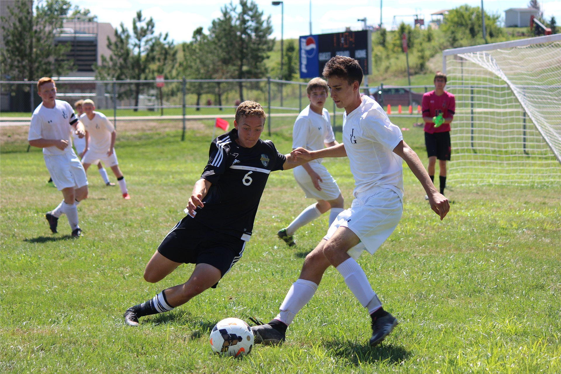 Derek Rost soccer 1