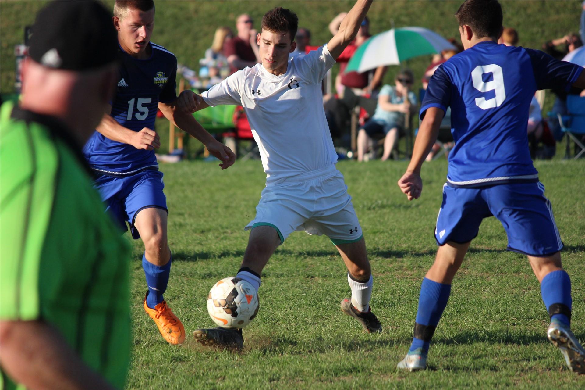 Derek Rost soccer 2
