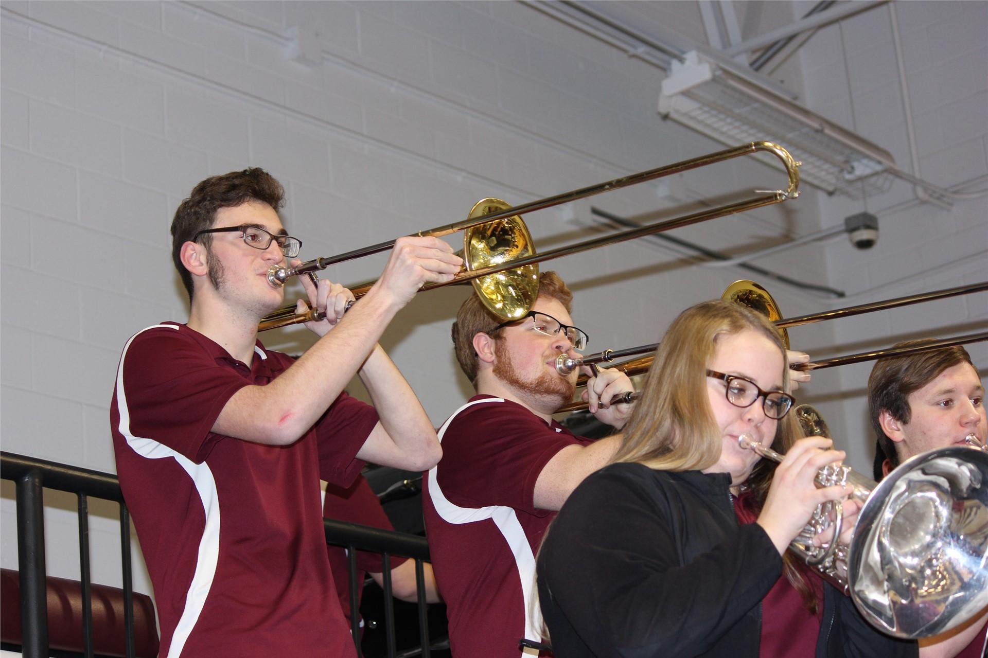 Pep Band 2