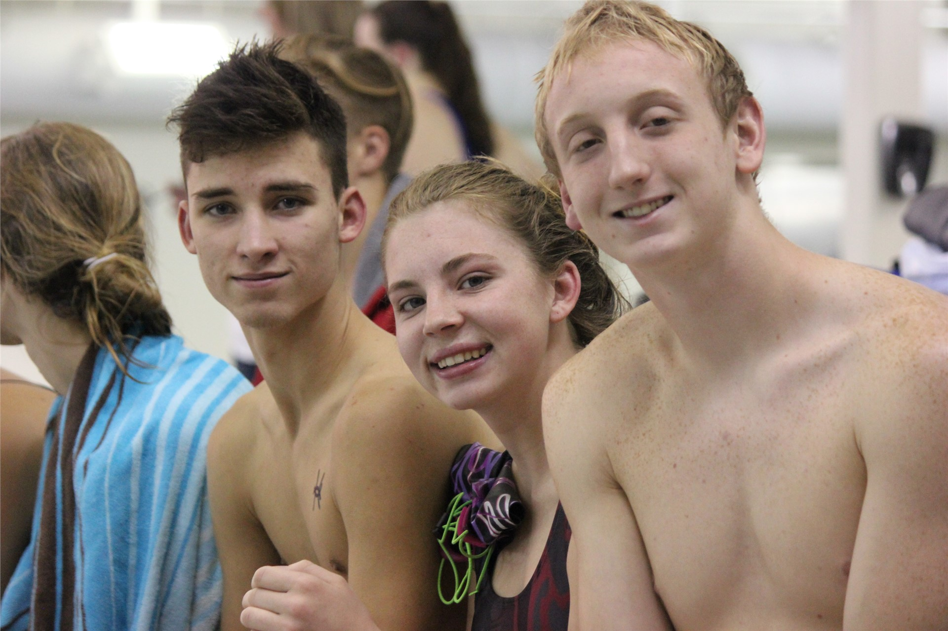Swim Trio