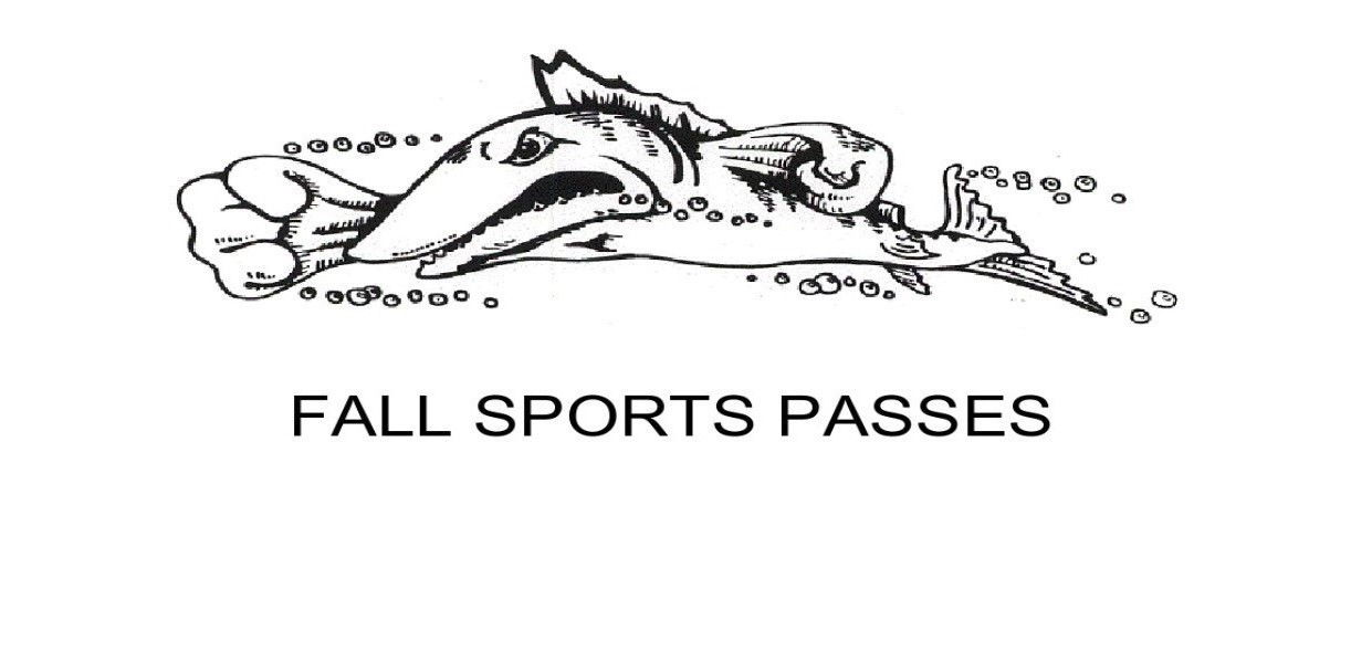 Fall sports pass info