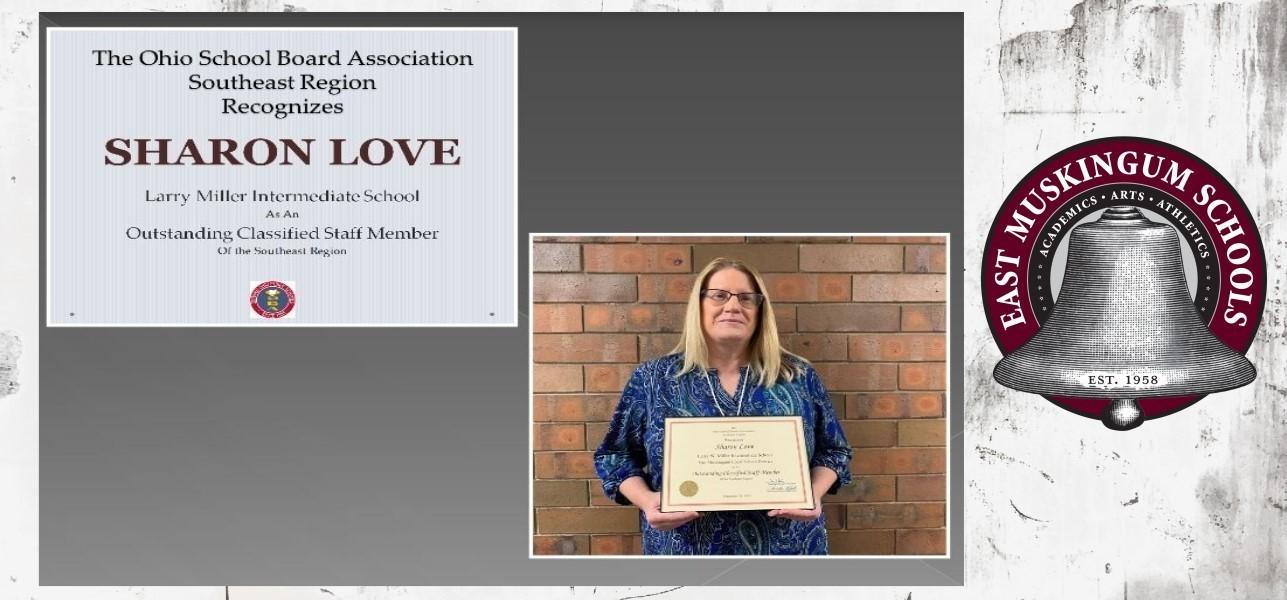 Sharon Love award