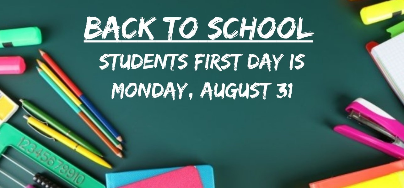 students first day