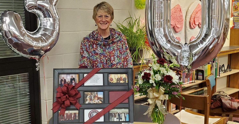 Gail 30 years